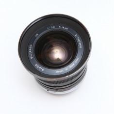 Nikon -Sigma Weiderama 18mm F3, 2 - Obiectiv DSLR