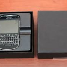 Blackberry 9900 bold nou in cutie - Telefon BlackBerry