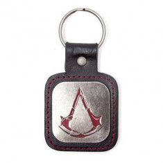 Breloc Barbati - Breloc Assassins Creed Rogue Logo Metal