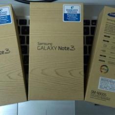 Samsung Galaxy Note 3 negru nou
