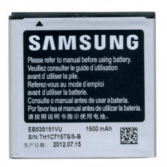 Acumulator Samsung i9070 Galaxy S Advance EB535151VU, Li-ion