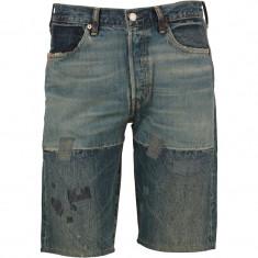 Pantaloni scurti, jeans barbati LEVI'S 100% originali, noi, etichetati - Bermude barbati Levi's, Marime: 28, Culoare: Din imagine, Bumbac