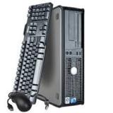 Sisteme desktop fara monitor Dell, Intel Core 2 Duo, 2501-3000Mhz, 2 GB, 100-199 GB - PC Dell Optiplex 360 SFF Core 2 Duo E7400 2.80Ghz 2Gb DDR2, 160Gb DVD-RW 8897