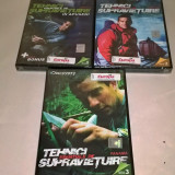 Film serial discovery channel, Altele, DVD, Romana - - Bear Grylls Tehnici esentiale de supravietuire, Colectie 3 DVD-uri