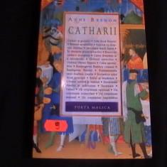 Carte religioasa - CATHARII-ANNE BRENON-POARTA MAGICA-225 PG-