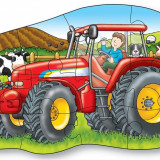 Puzzel Fata/Verso - Tractor - Orchard Toys (300)