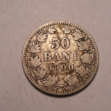 50 bani 1900 7 - Moneda Romania