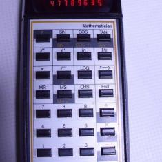 Celculator ICE felix ce 845 f. rar de colectie mathematician anii 70 functional - Calculator Birou