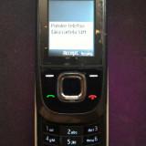 Nokia 2680s-2 - Telefon Nokia, Negru, Nu se aplica, Orange, Fara procesor
