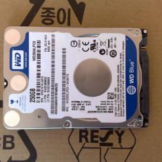 Hard disk sata WESTERN DIGITAL 250g 2, 5