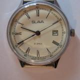 Ceas mecanic rusesc marca Slava (autentic) - 315 lei