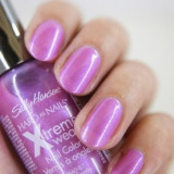 OJA SALLY HANSEN XTREME WEAR NAIL COLOR 87 VIOLET SPARKS