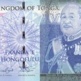 Bancnota Tonga 10 Pa'anga (2009) - PNew UNC, An: 2009