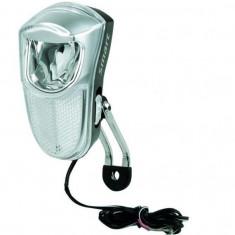 Far bici. Smart pentru dinam, 1led Cree, 35 Lux, intrerupator, cablu si suport