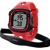 Monitorizare Cardio - Ceas Garmin Forerunner 15 cu monitorizare cardiaca si GPS