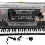 LICHIDARE STOC! ORGA ELELECTRONICA CU 61 TASTE SI MP3 PLAYER USB, ALIMENTARE 220V
