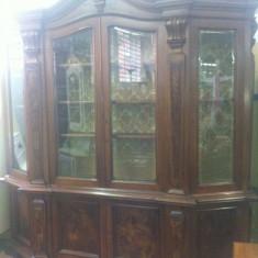 Mobilier, Sufragerii si mobilier salon, Dupa 1950 - VECHE MOBILA DIN LEMN MASIV