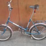 Bicicleta pliabile Carrera, 20 inch, 20 inch, Numar viteze: 1 - Bicicleta pliabila mifa