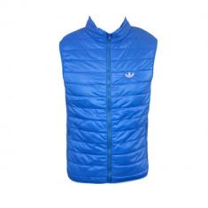 Vesta Barbati Adidas Originals David Beckham Albastru Cod Produs F252, Microfibra