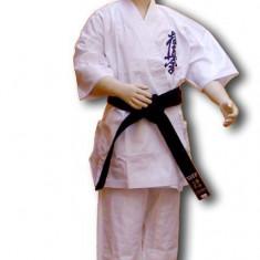 Gi Kyokushin Standard*Bumbac*Alb*120 cm - Taekwondo