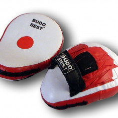 Palmare STEEL (MFC)*Piele*Galben/rosu/negru - Karate