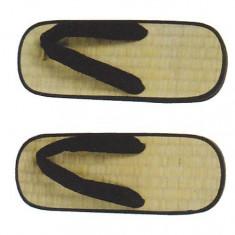 Zori Y - paie de orez*42 - Sandale barbati