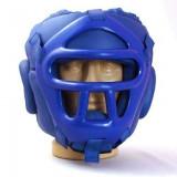 Casca Grilaj*Piele artificiala*Albastru*S - Accesorii box
