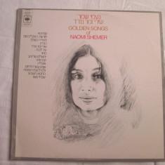 Various – Golden Songs Of Naomi Shemer _ vinyl(LP, compilatie) Israel - Muzica Populara Altele, VINIL
