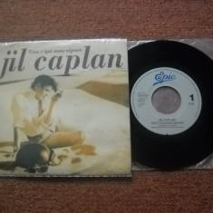 Jil Caplan: Tout C'Qui Nous Sépare (1990) (vinil single cu 2 piese) - Muzica Pop epic