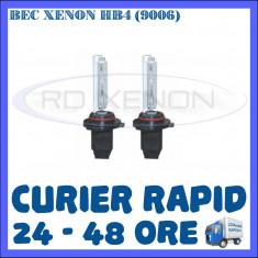 BEC BECURI XENON PLASTIC - HB4 (9006) 35W, 55W 3000K, 4300K, 5000K, 6000K, 8000K - Bec xenon BOORIN
