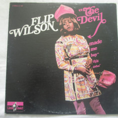 Flip Wilson – The Devil Made Me Buy This Dress _ vinyl(LP) SUA non music - Muzica Ambientala Altele, VINIL