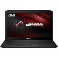 Laptop Asus ROG GL552VW-CN092D 15.6 inch Full HD Intel Core i7-6700HQ 24GB DDR4 1TB HDD 128GB SSD nVidia GeForce GTX 960M 4GB Black