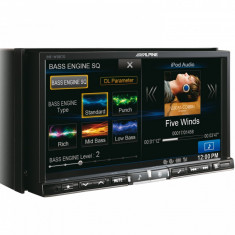TV Auto - DVD MULTIMEDIA 2DIN ALPINE INE-W987D