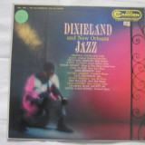 Various ‎– Dixieland And New Orleans Jazz _ vinyl(LP) SUA jazz