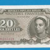 20 lei 1950 RARA