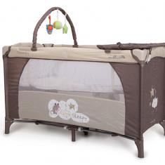 Pat copii - Patut Pliant Bebe Moni Sleepy Maro