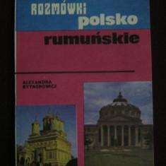 Ghid de conversatie - Alexandra Bytnerowicz - Rozmowki polsko-rumunskie - 334224