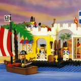LEGO 6267 Lagoon Lock-Up