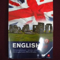 Ghid de conversatie - English Today, vol. 9 - 517812