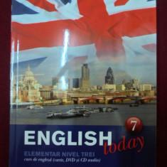 Ghid de conversatie litera - Ilies Campeanu - English Today, vol. 7 - 517809