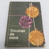 TRICOTAJE DE MÎNĂ/ ANA POPESCU/ 1966