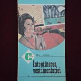 Abel Daraban - Intretinerea vestimentatiei - 516903