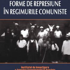 Istorie - Cosmin Budeanca - Forme de represiune in regimurile comuniste - 384938