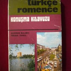 Ghid de conversatie - Agiemin Baubec - Turkce-romence konusma kilavuzu - 334235