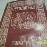 Proloagele- volumul II- craiova 1991 - Carti ortodoxe