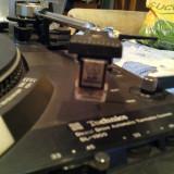 Pickup audio - Pick-up Technics SL-1900, cu doza Audio-Tehnica USA, pentru cunoscatori
