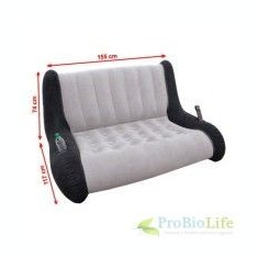 Canapea gonflabila 2 persoane Intex