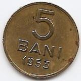 Monede Romania - Romania 5 Bani 1953 KM-83.2 (8)