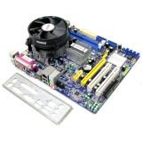 *OKAZIE !!*Kit Quad Core E5420(Q9400) 4x2.5GHz,12MB, 1333FSB+placa baza G31MXP-K