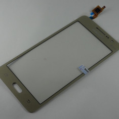 Touchscreen telefon mobil, Samsung Galaxy Grand - Touchscreen Samsung Galaxy Grand Prime Geam Touch screen display GOLD